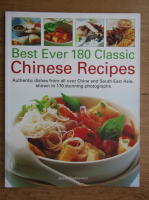Anticariat: Jenni Fleetwood - Best ever 180 classic chinese recipes