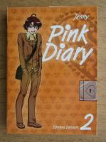 Anticariat: Jenny pink diary (volumul 2)