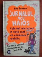 Anticariat: Jim Benton - Jurnalul meu haios
