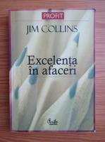 Anticariat: Jim Collins - Excelenta in afaceri