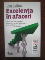 Anticariat: Jim Collins - Excelenta in afaceri