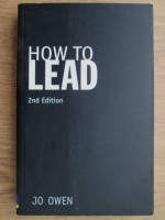 Jo Owen - Hot to lead. 2nd Edition