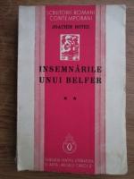 Joachim Botez - Insemnarile unui belfer (volumul 2)