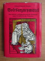 Anticariat: Johann Friedrich Osiander - Volksarzneymittel