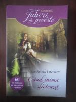 Anticariat: Johanna Lindsey - Cand inima dicteaza