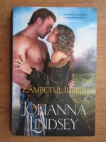 Anticariat: Johanna Lindsey - Zambetul iubirii