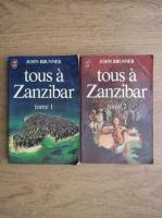 John Brunner - Tous a Zanzibar (2 volume)