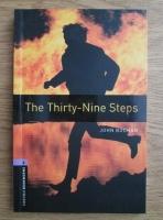 Anticariat: John Buchan - The thirty-nine steps