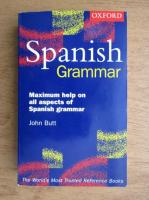 John Butt - Spanish Grammer