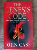 Anticariat: John Case - The genesis code