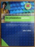 Anticariat: John Collins - Presentations parfaites