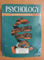 Anticariat: John G. Seamon - Psychology