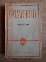 Anticariat: John Galsworthy - Maimuta alba