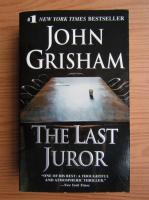 Anticariat: John Grisham - The last juror