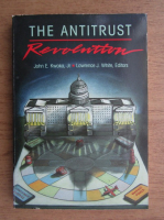 Anticariat: John Kwoka - The Atitrust Revolution