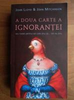 Anticariat: John Lloyd - A doua carte a ignorantei