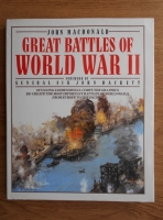 Anticariat: John Macdonald - Great battles of World War II