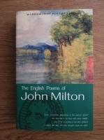 Anticariat: John Milton - The english poems