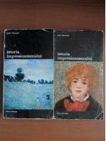 John Rewald - Istoria impresionismului (2 volume)