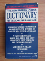 Anticariat: John Robert Shaw - The new horizon ladder dictionary of the english language
