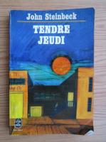 John Steinbeck - Tendre jeudi