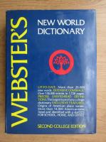John Webster - Webster's new world dictionary