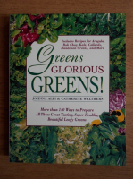 Anticariat: Johnna Albi - Greens Glorious Greens!