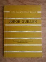 Anticariat: Jorge Guillen - Poeme