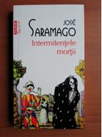 Jose Saramago - Intermitentele mortii