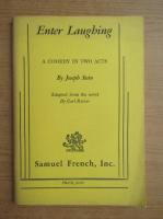Anticariat: Joseph Stein - Enter laughing