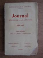 Anticariat: Journal. Memoires de la vie litteraire (volumul 2, 1935)