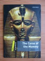 Anticariat: Joyce Hannam - The curse of the mummy