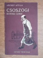 Jozsef Attila - Csoszogi, batranul cizmar