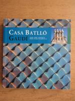 Juan Jose Lahuerta - Casa Batllo. Gaudi