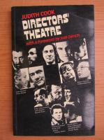 Judith Cook - Directors theatre