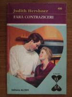 Judith Hershner - Fara contraziceri