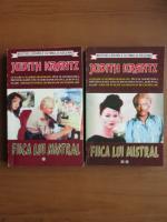 Anticariat: Judith Krantz - Fiica lui Mistral (2 volume)