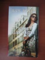 Anticariat: Judy Astley - Iubiri clandestine