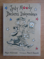 Anticariat: Judy Moody - Declares independence
