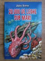 Jules Verne - 20.000 de leghe sub mare