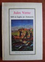 Anticariat: Jules Verne - 800 de leghe pe Amazon (Nr. 27)