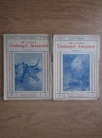 Jules Verne - 800 leghe dealungul Amazonei (2 volume, 1935)