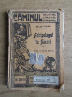 Jules Verne - Arhipeleagul in flacari (1920)