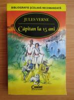 Jules Verne - Capitan la 15 ani