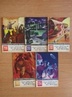 Jules Verne - Cele cinci sute de milioane ale Begumei (5 volume, colectia Povestiri Stiintifico Fantastice)