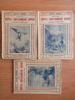 Jules Verne - Copiii Capitanului Grant (3 volume, 1940)