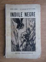 Anticariat: Jules Verne - Indiile negre (1938)