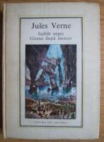 Jules Verne - Indiile negre. Goana dupa meteor (Nr. 19)
