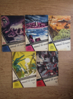 Jules Verne - Insula cu elice (5 volume, colectia Povestiri Stiintifico Fantastice)