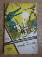 Anticariat: Jules Verne - Insula cu elice (volumul 4)